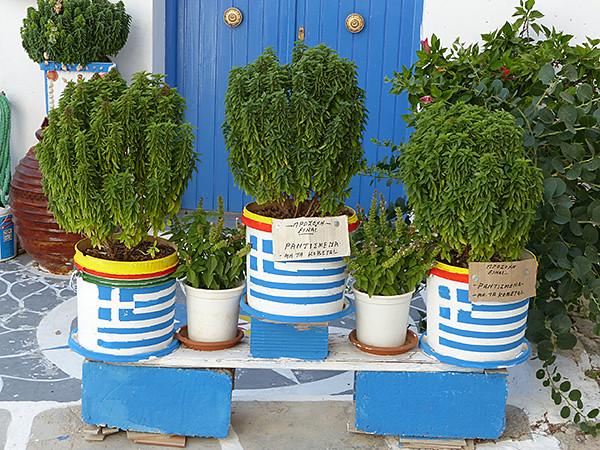 pots grecs