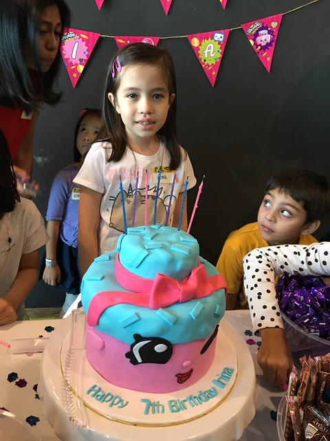 Irina's 7th Birthday