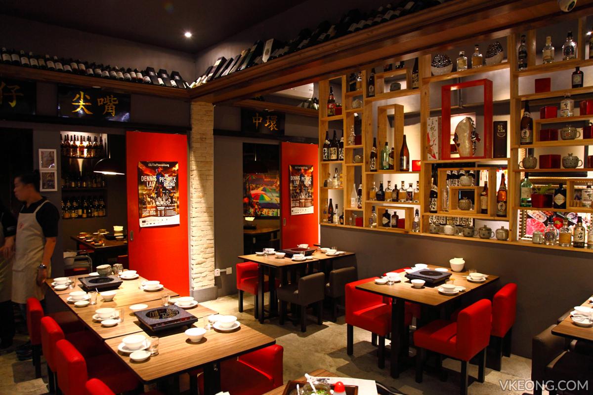 HK Hotpot Restaurant Bangsar