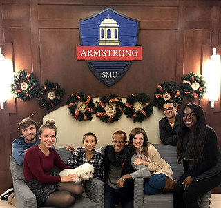 Holidays in Armstrong Commons