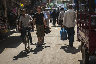 Street scene and market in Gaza City. | by World Bank Photo Collection
