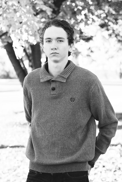 Keegan's Senior Session