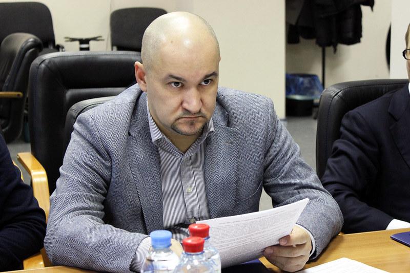 Сергей Гаврилов, «АРПИ «Сибирь»