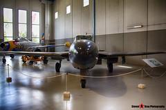 MM6152 - 13094 - Italian Air Force - De Havilland DH-113 Vampire NF54 - Italian Air Force Museum Vigna di Valle, Italy - 160614 - Steven Gray - IMG_0832_HDR