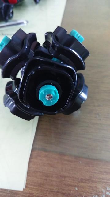 威龍GTS雙調加上墊片彈簧與彈力調節螺母