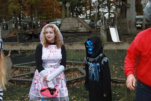 halloween parkrun2