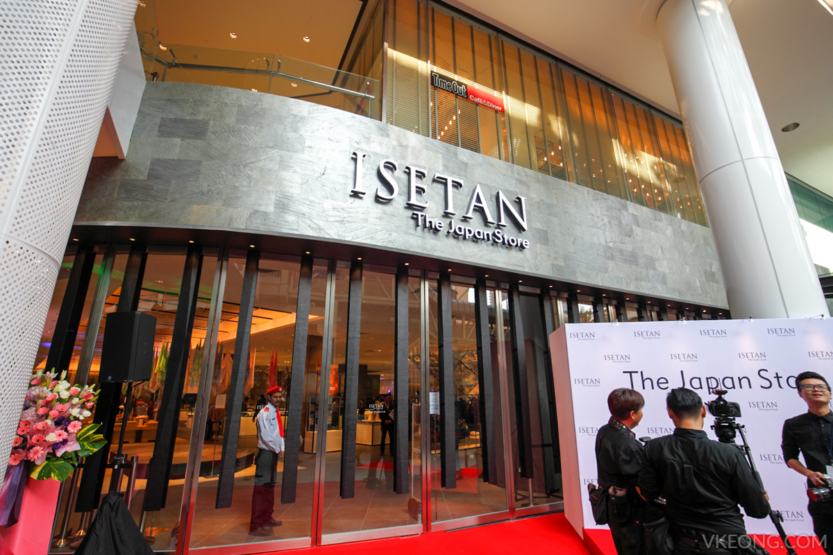 ISETAN The Japan Store - LOT 10 Bukit Bintang