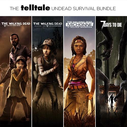 The Telltale Undead Survival Bundle