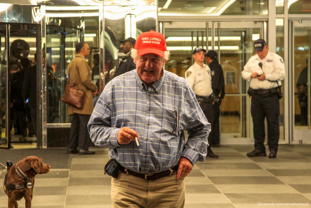 Ночь в Нью-Йорке, когда выбрали Трампа samsebeskazal-7494.jpg