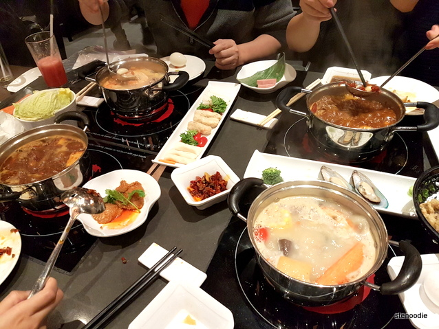 Morals Village hot pot