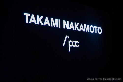 Takami Nakamoto @ Campus Aeropuerto