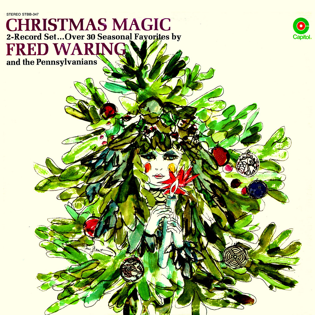 Fred Waring - Christmas Magic