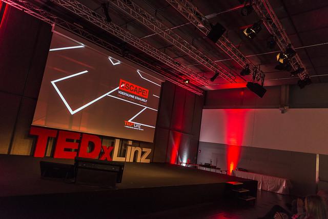 2016 TEDxLinz escape