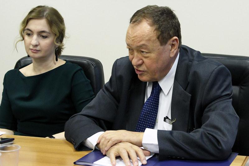 Янина Полюхович, Александр Оськин - Ассоциация распространителей печатной продукции (АРПП)