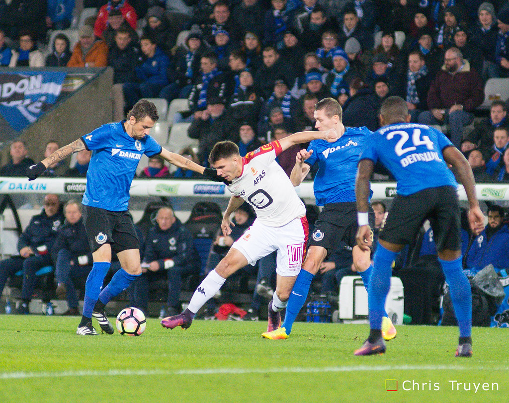 Club Brugge - KV Mechelen (25/11/2016)