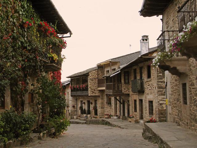 Casas de piedra y empedrados....pero en donde? * Puebla de Sanabria (ZAMORA)