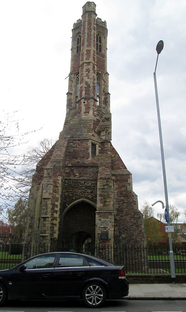 Greyfriars Tower, King's Lynn