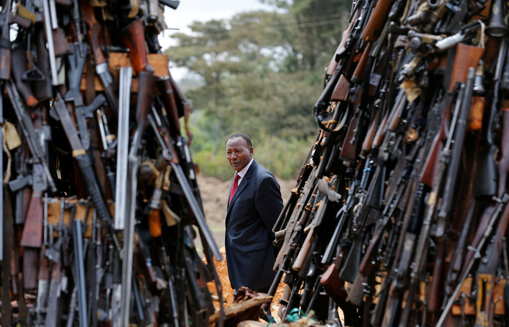 KENYA-WEAPONS/