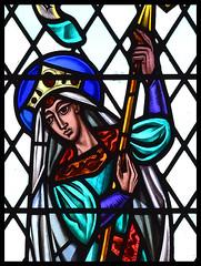 St Margaret by Paul Jefferies, 1968