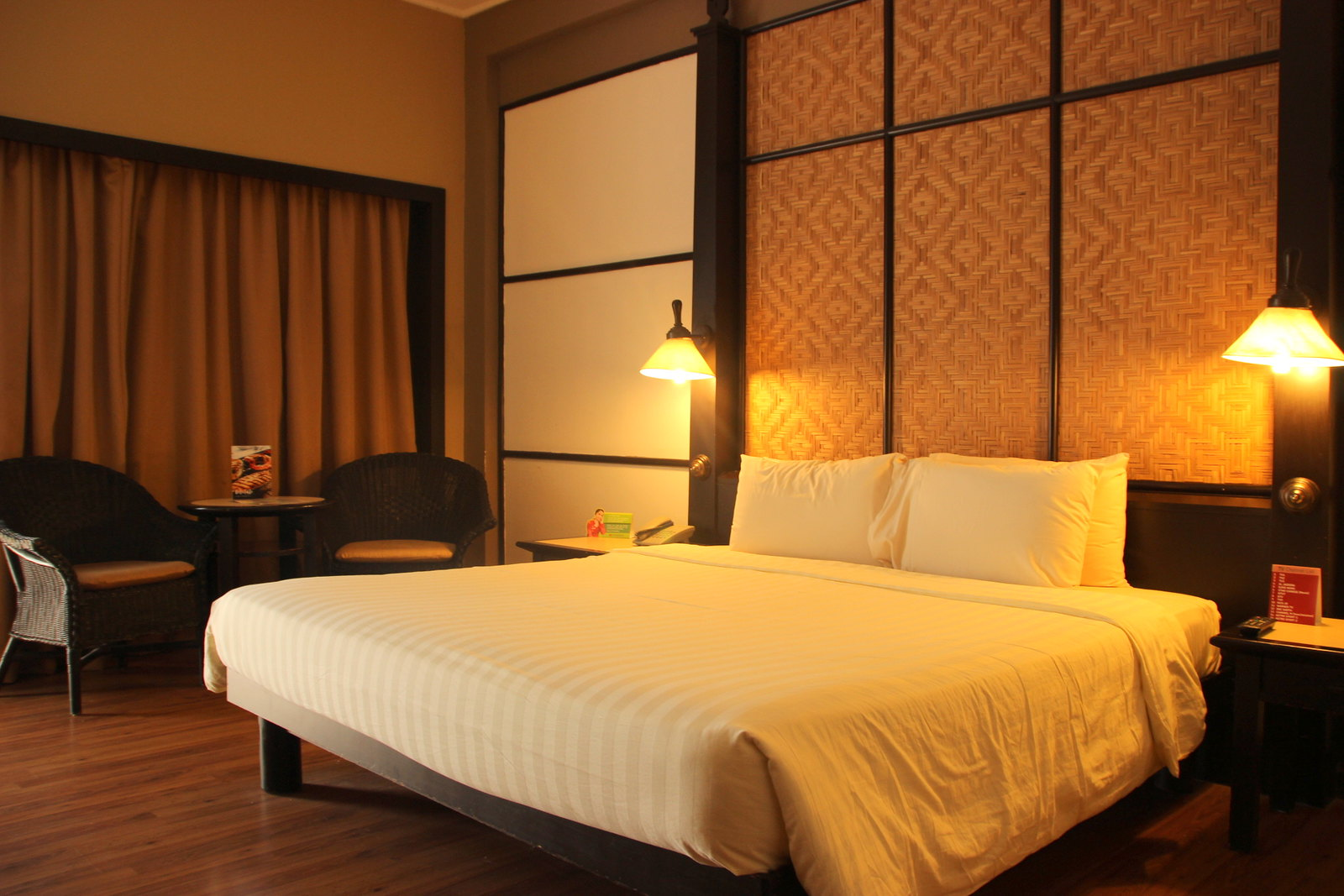 Swiss-Garden Damai Laut Beach Resort room