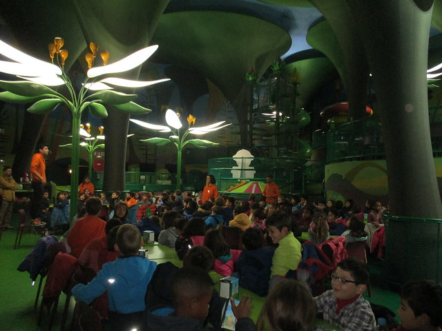 The Magic Forest - 3º y 4º