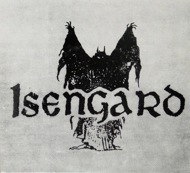Isengard Spectres over Gorgoroth limited edition of 200 copies