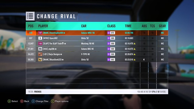 (FH3) City Streets Sprint (Open Class) (Results Up!) 30890255782_6abfb2c3bb_z