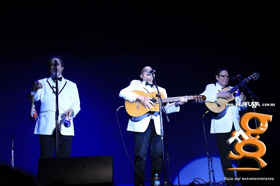 Los Tres Reyes - Teatro Galerías - Guadalajara, Mex. (4 - Nov - 2016)