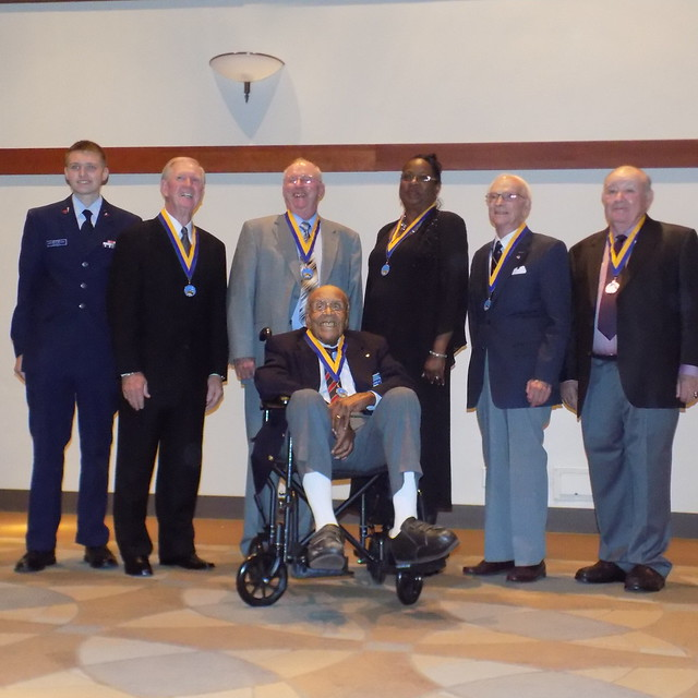 Black veteran inductees highlighted in Aviation Hall of Fame