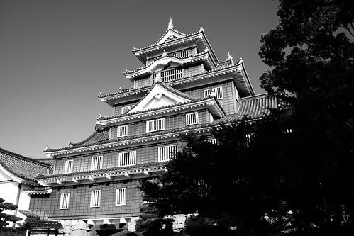Okayama Castle on NOV 22, 2016 (9)