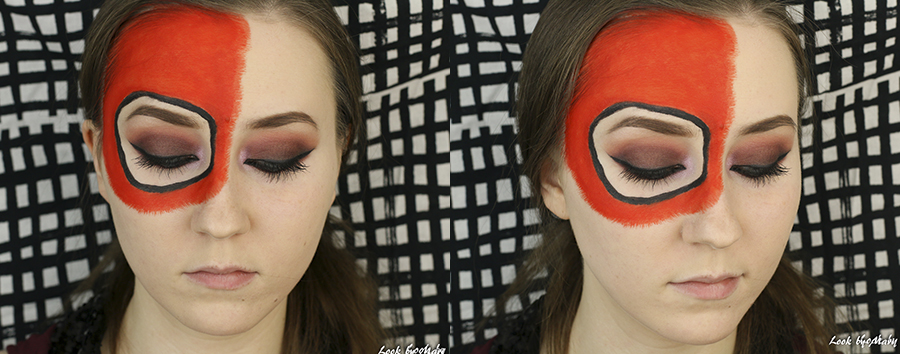 4 how to do spiderman mask makeup