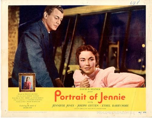 Portrait of Jennie - Lobbycard 2