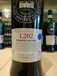 SMWS 1.202 - Delightfully delectable