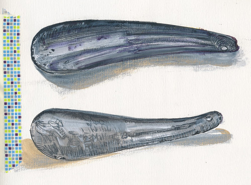 Sketchbook #100: Shoe Horn