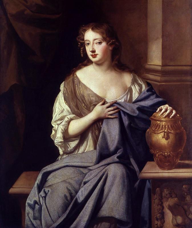 Sir Peter Lely - Mary Davis (c.1670)