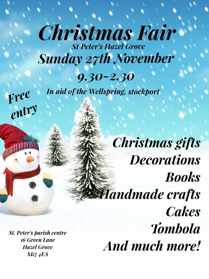 2016 MINI CHRISTMAS FAIR