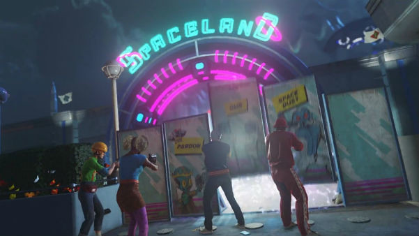 CoD: Infinite Warfare Zombies in Spaceland - Where To Get All 10 Perk Locations