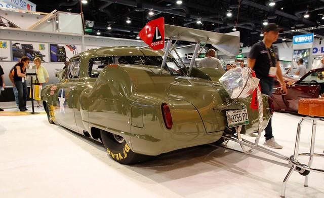 1950 Studebaker Dragster