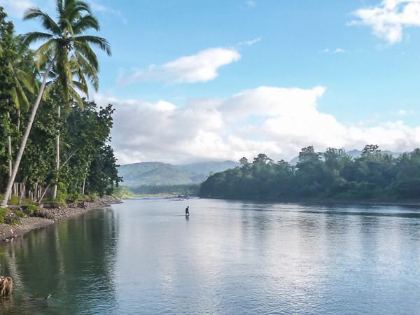 River at Sogod