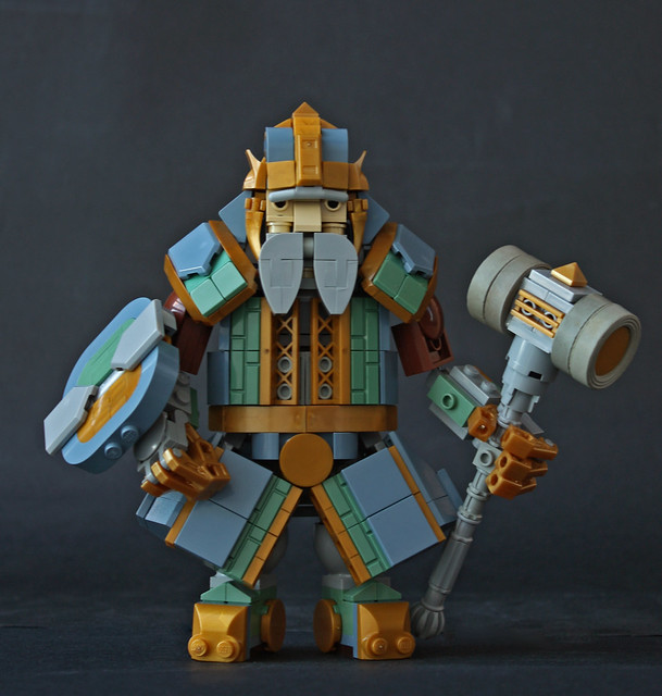 Dwarvish Runemaster