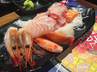 CIRCLEG 尚鮮日式燒肉漁市場 銅鑼灣 金利文廣場 3樓 試食 韓燒 燒肉 刺身 放題 龍蝦 海膽 狸米 香港 (45)