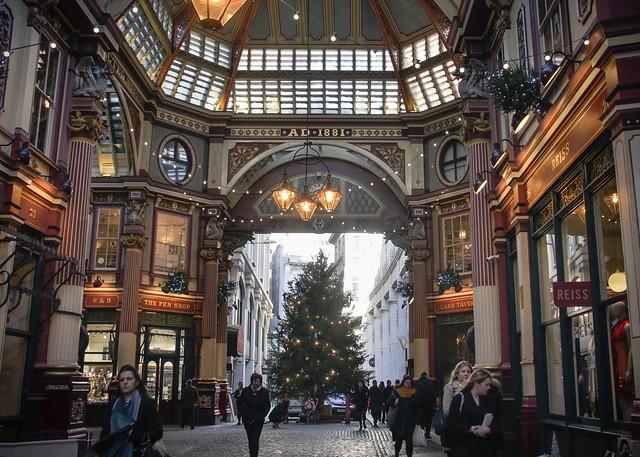 London Town - November 2016