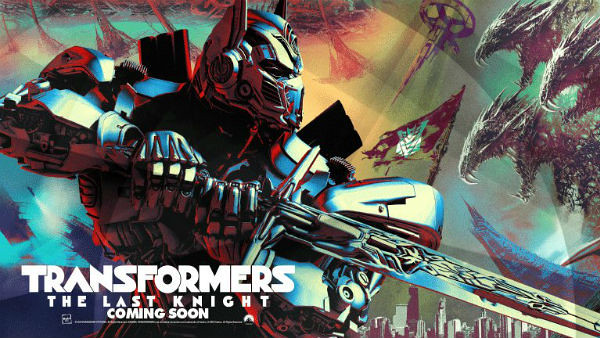 Transformers: The Last Knight first trailer released