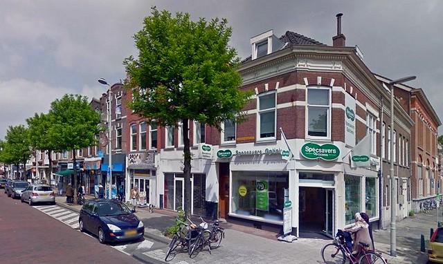 Zwart-Janstraat hoek 2e Pijnackerstraat