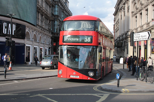 Arriva London North LT205 LTZ1205