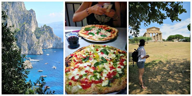 Nápoles Costa Amalfitana e Salerno