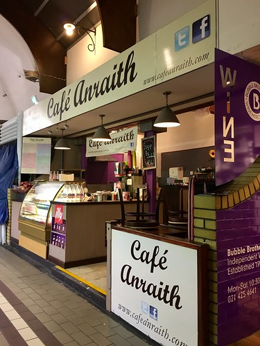 Cafe anraith in thr english market
