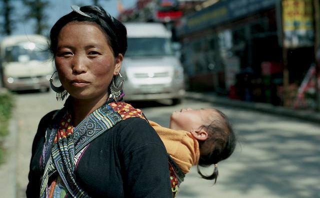 Hmong Mother