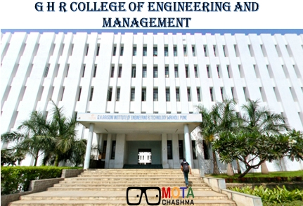 G H Raisoni College of Engineering and Management