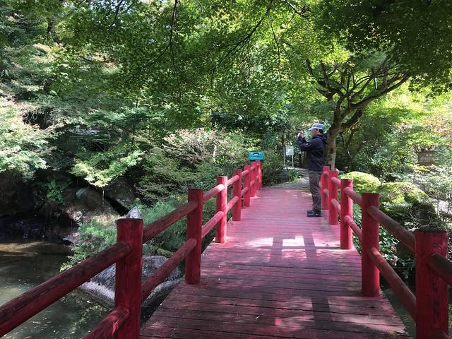 鬼岩公園 福鬼橋